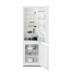 Vstavané kombinované chladničky s mrazničkou dole