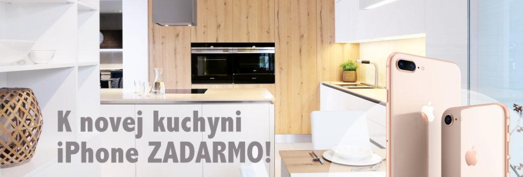 6e88c5734805 K novej kuchyni získate iPhone zadarmo